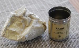 Khadi Verpackung