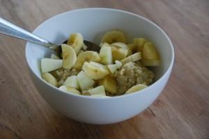 Quinoa mit Früchten